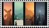 Stamp - Alto's Adventure by Blueeyedrat