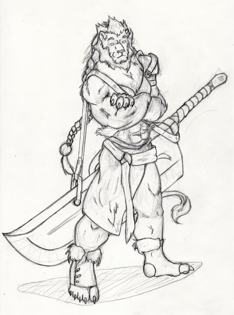 Zodiac - Leo the Lion by 6WingDragon on DeviantArt
