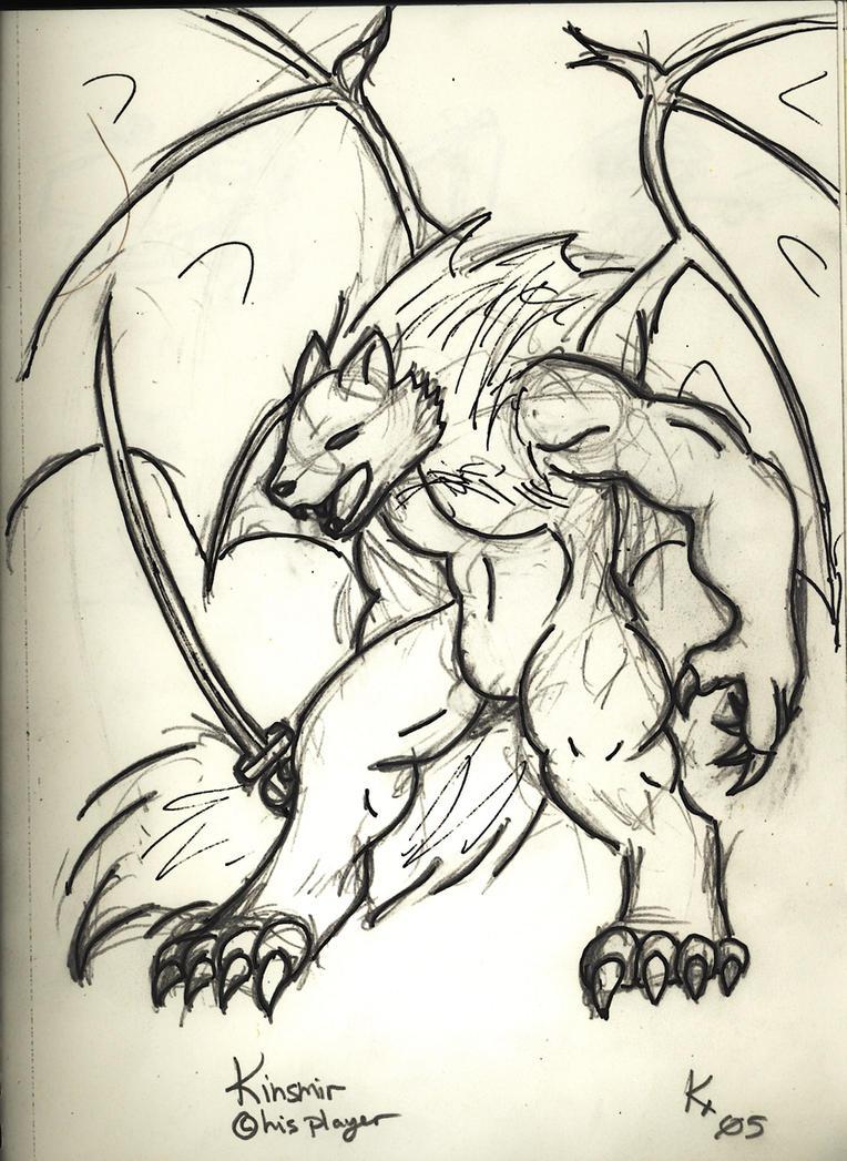 part werewolf part vampire by 6wingdragon on deviantart