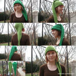 Knitted Link's Kokiri Hat
