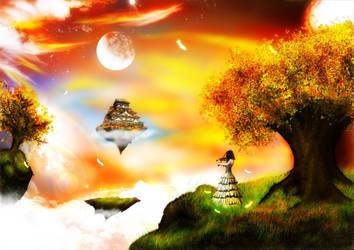 Autumnal Dream by Flegeton