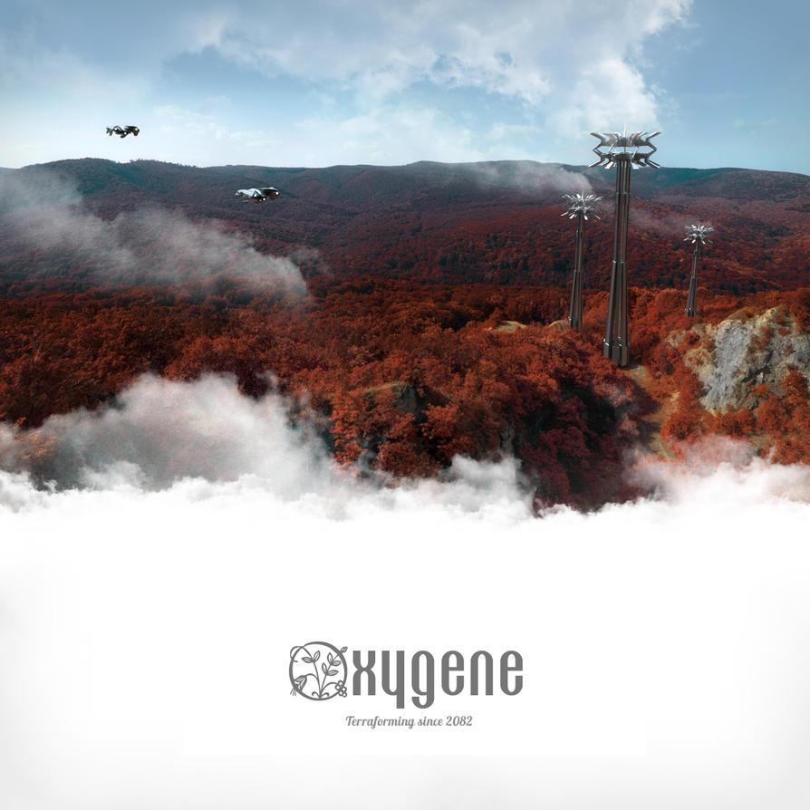 Oxygene by rudymnv