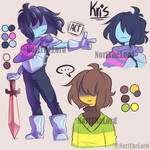 Kris - fanart design