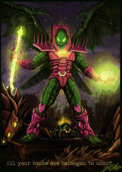 Annihilus by grifth