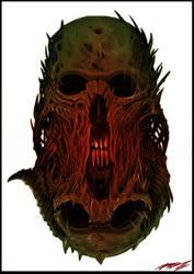 Skulls flip by grifth