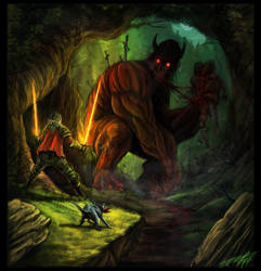 Troll hunt by grifth