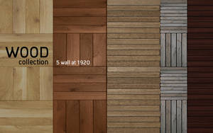 wood collection by dlab