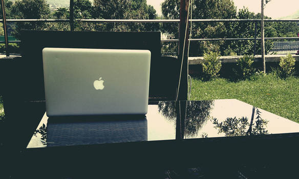 my work place