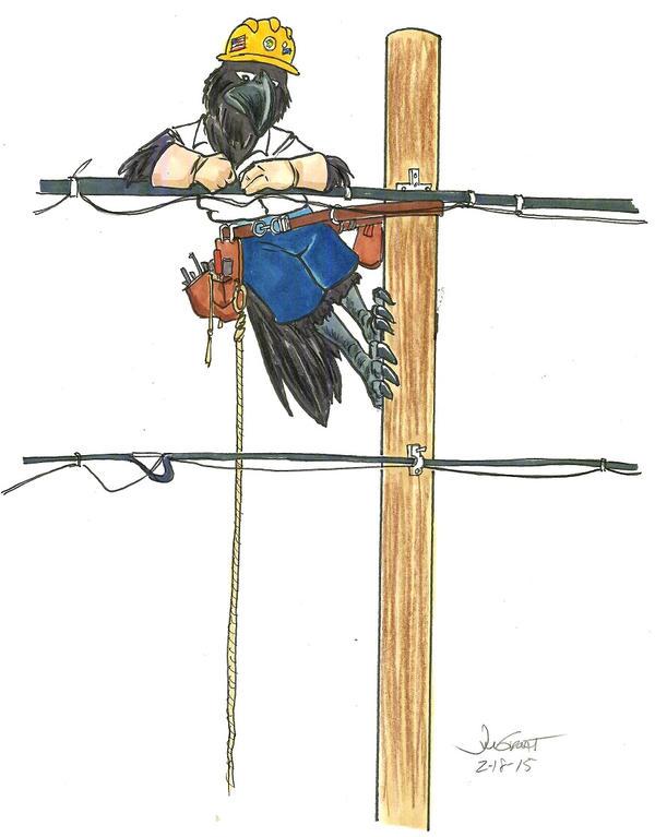 Journeyman Linebird by Foxtrack