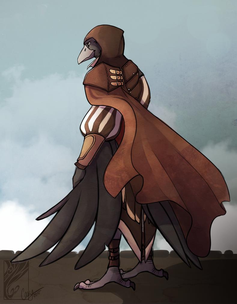 Assassin's Creed: Corvus Corax by Foxtrack