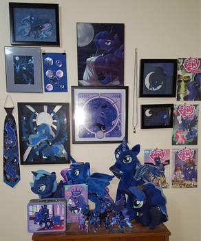 Foxtrack's Luna collection 12-9-2015
