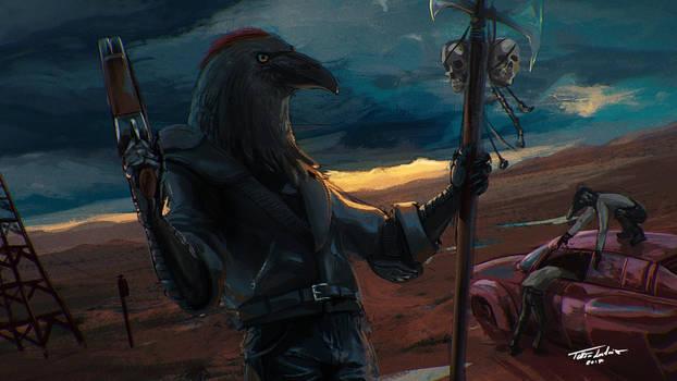 The Raging Raven