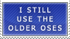 Older OSes Stamp by Icelilly