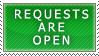 Requests- Open Stamp by Icelilly