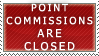 P. Commissions- Closed Stamp by Icelilly