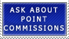 P. Commissions- Ask Stamp by Icelilly