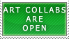 Art Collabs- Open Stamp by Icelilly