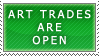 Art Trades- Open Stamp by Icelilly