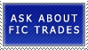 Fic Trades- Ask Stamp by Icelilly