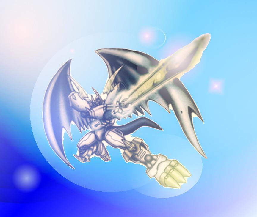 Imperialdramon Paladin Mode by ITACHI90811 on DeviantArt