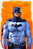 Batman by JohnMonteiro