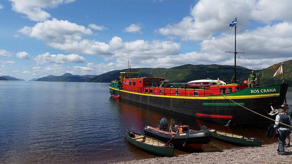 Loch Ness by iceylucy100