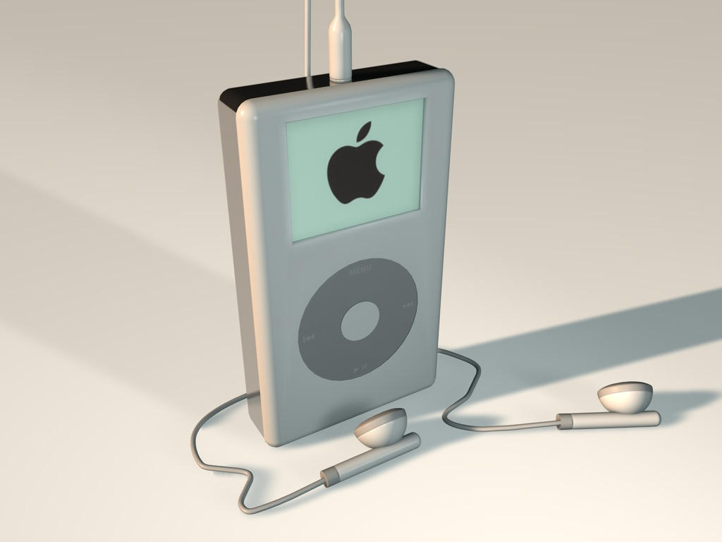 apple ipod mp3 player by gulaki on deviantart. Black Bedroom Furniture Sets. Home Design Ideas