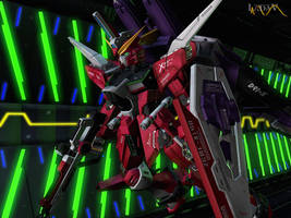 Infinite Justice Gundam by Ladav01