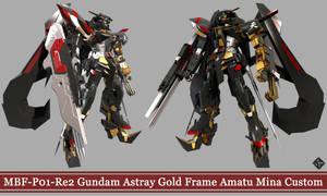 MBF-P01-Re2 Gundam by Ladav01