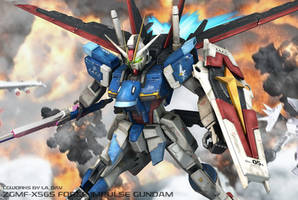 ZGMF-X56S IMPULSE GUNDAM by Ladav01