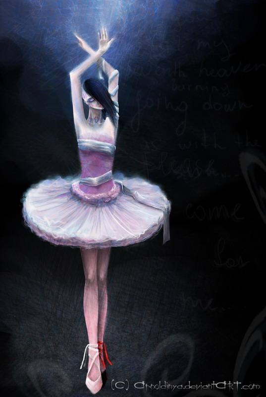 Ballerina by Arnoldinya