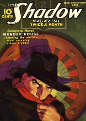 The Shadow - Murder House cover by SavageScribe