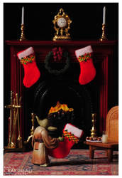 Yoda - Stocking