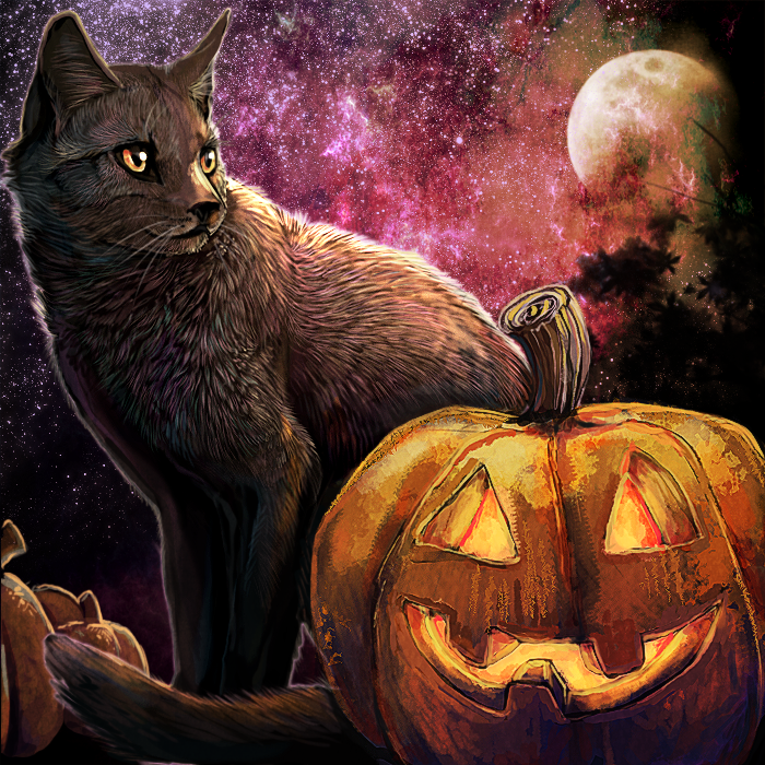 Free Halloween Icon by Tatchit
