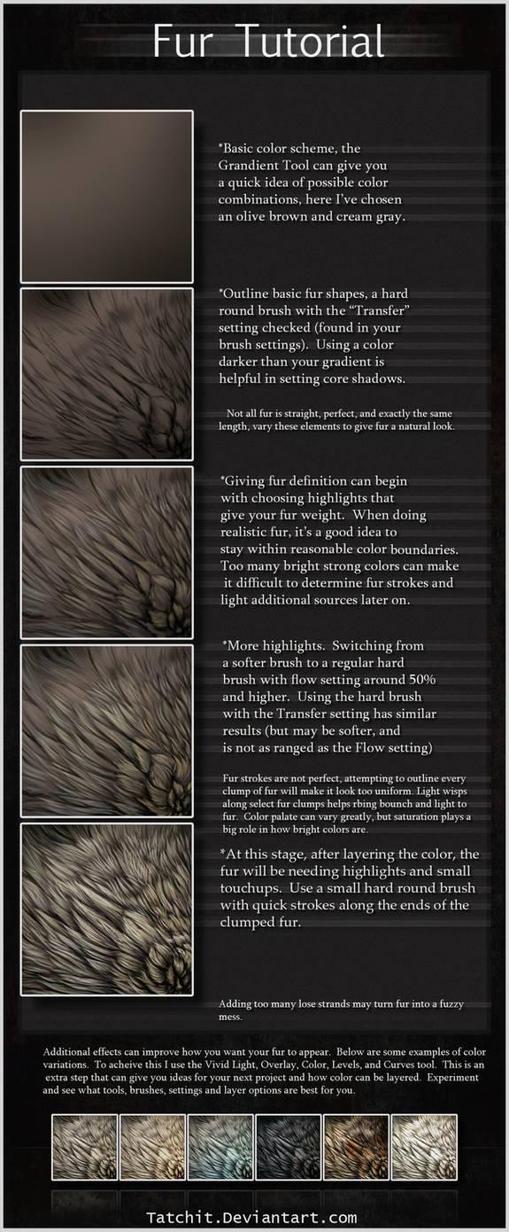 Fur Tutorial by NukeRooster