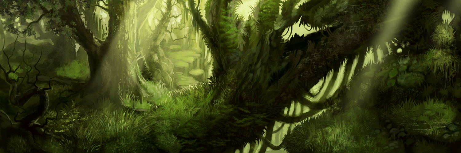Forest Concept2 by Tatchit