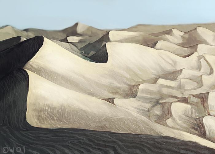 Azucar Desert by Tatchit