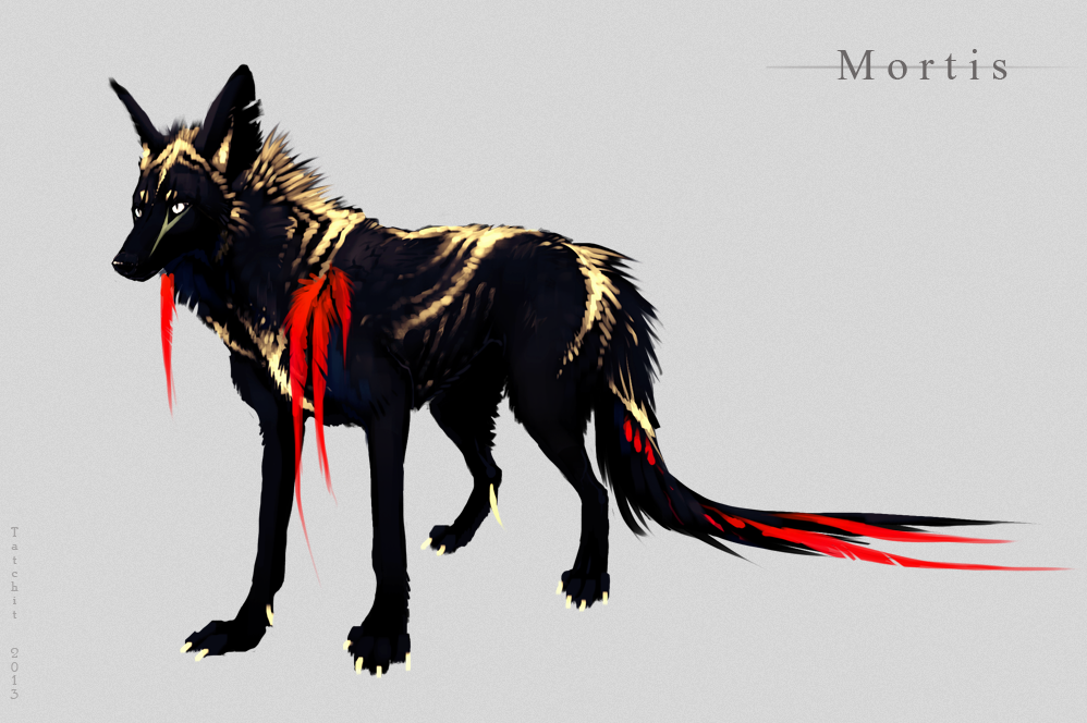Mortis by Tatchit