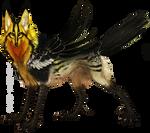 Warbler Feonix design