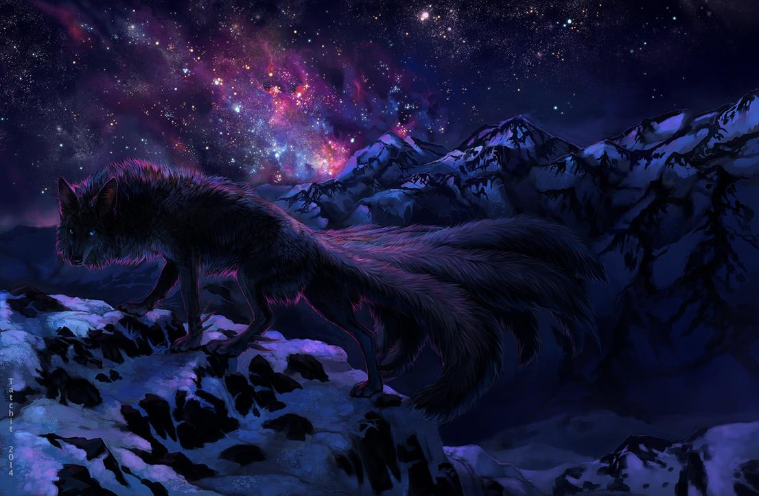Among Stars by Tatchit