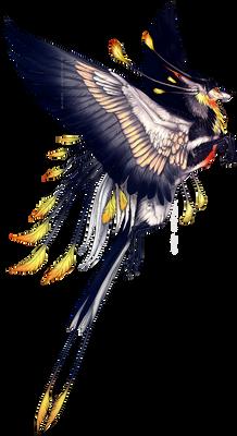 Winged Tropic Feonix