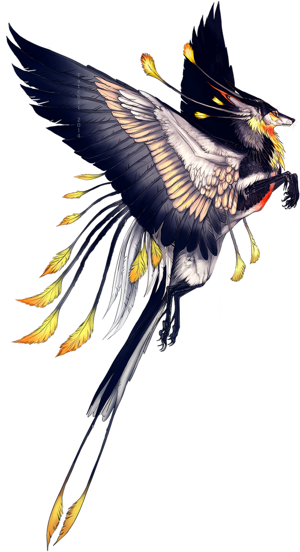 Winged Tropic Feonix by Tatchit