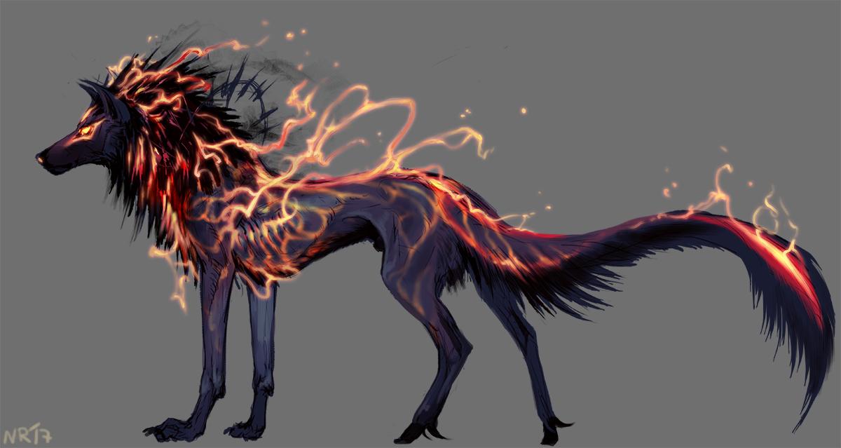 Hound of Odin by NukeRooster