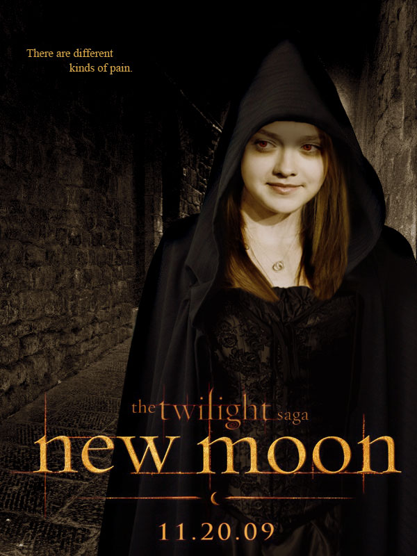 Jane Volturi - New Moon by mwaldass on deviantART