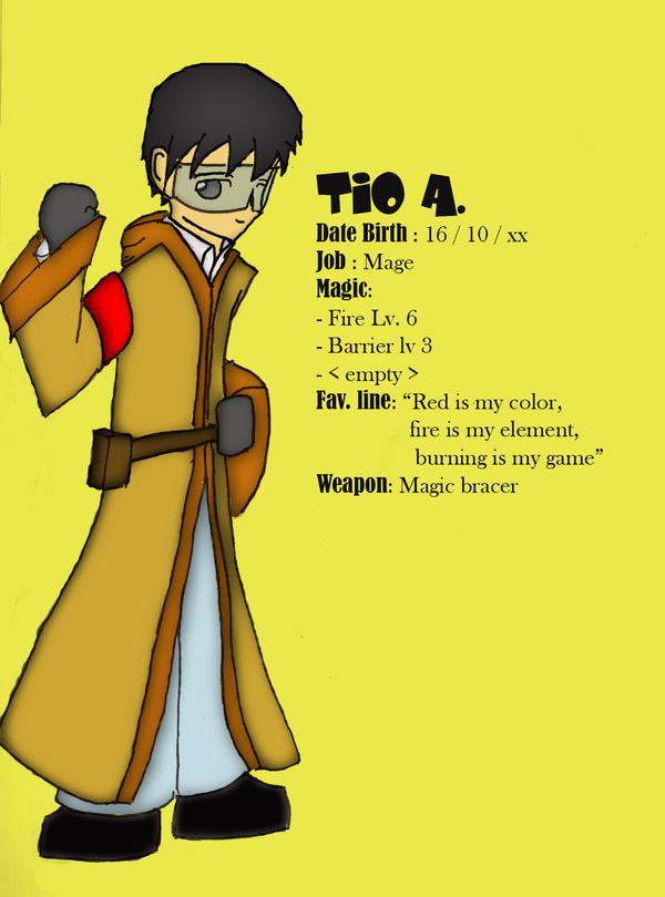 Tio Antonius by codename710