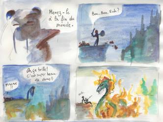 Lemings versus Monstres marins en feu 11