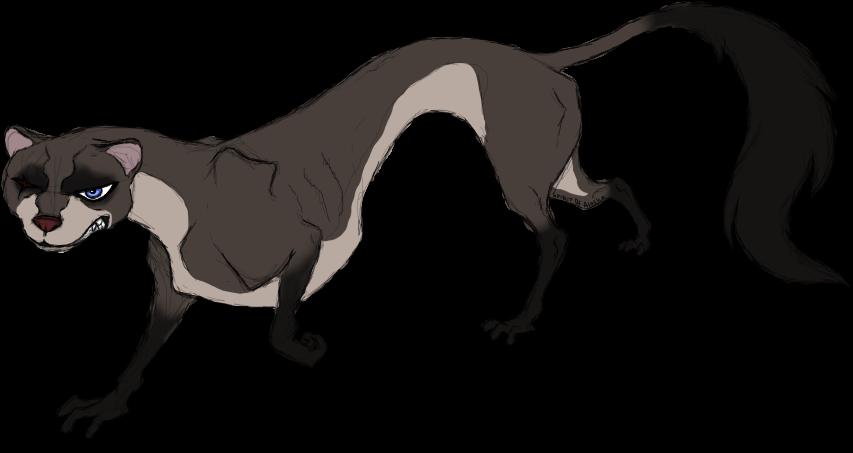 Weasel by Spirit-Of-Alaska