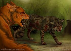 Tigerclaw's Fury. Ch. I by Spirit-Of-Alaska