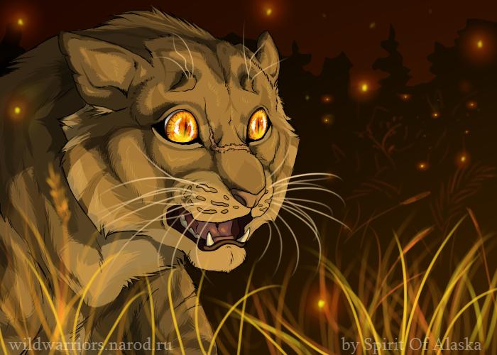 Tigerclaw's Fury. Ch. IX by Spirit-Of-Alaska
