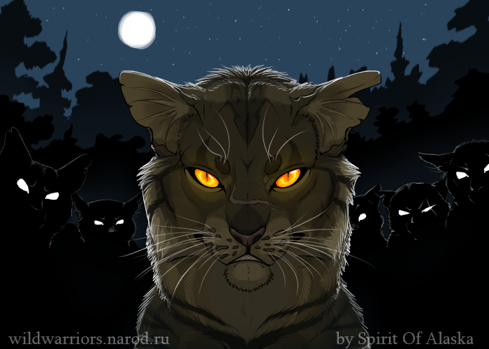 Tigerclaw's Fury. Ch. X by Spirit-Of-Alaska
